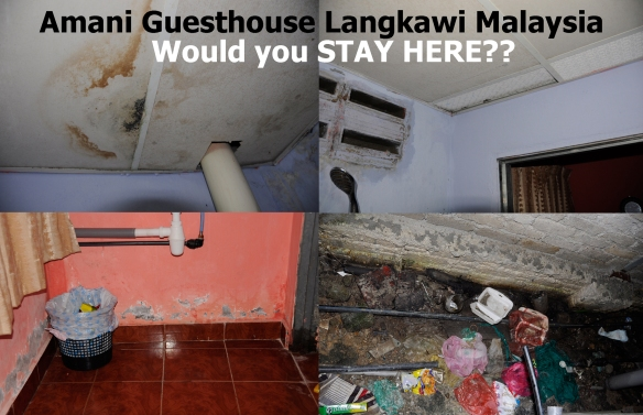 Hotel from Hell Amani Guest House